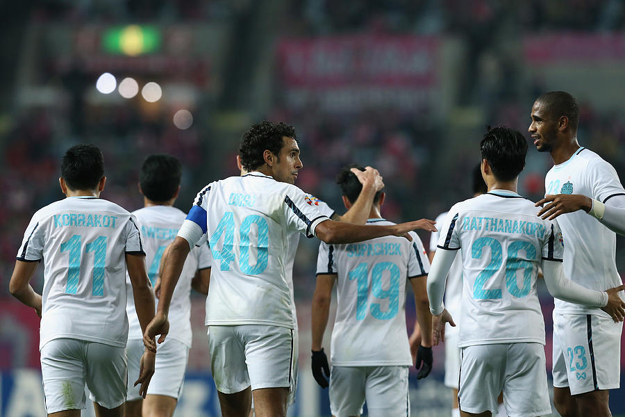 Cerezo Osaka v Buriram United - AFC Champions League Group G Photograph by Buddhika Weerasinghe