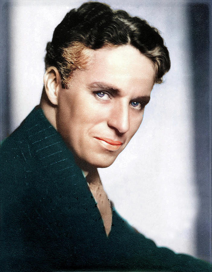 Charlie Chaplin Photograph
