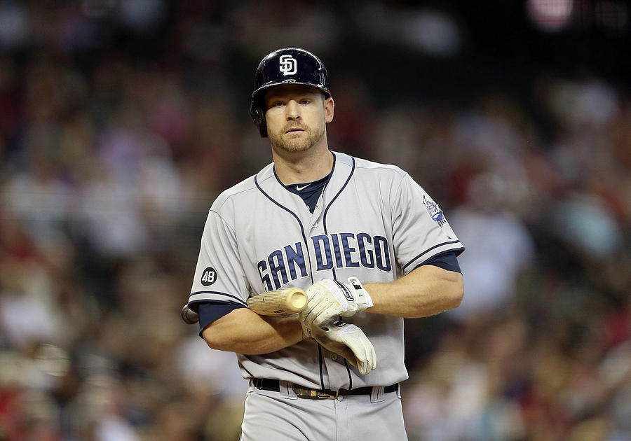 Chase Headley Photograph by Christian Petersen