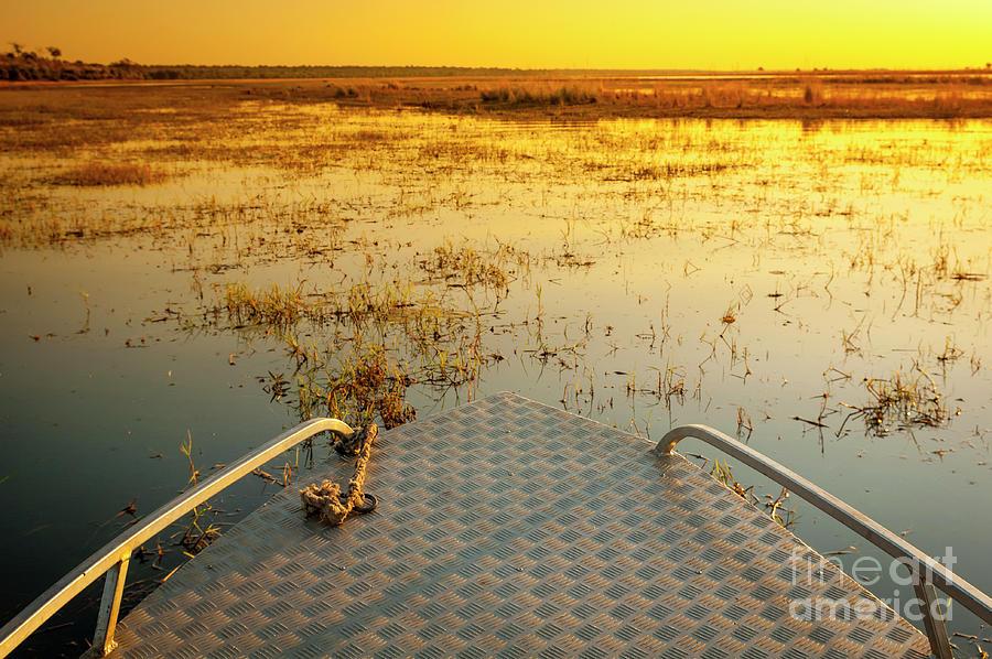 Chobe River Cruise Photograph