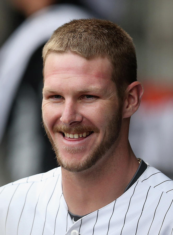 Chris Sale Photograph by Jonathan Daniel