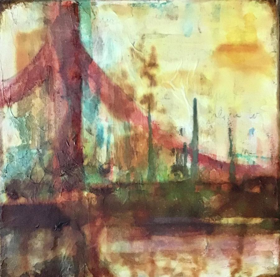 City by the Bay by Diane Fujimoto