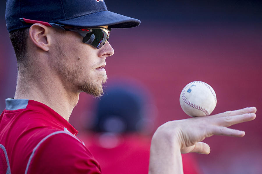 Clay Buchholz Photograph by Billie Weiss/Boston Red Sox