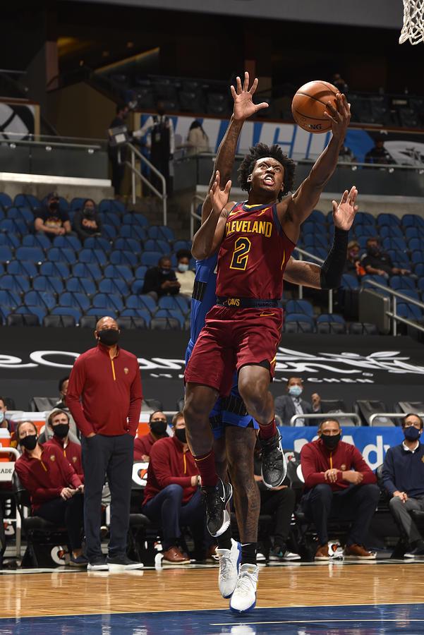 Cleveland Cavaliers v Orlando Magic Photograph by Gary Bassing