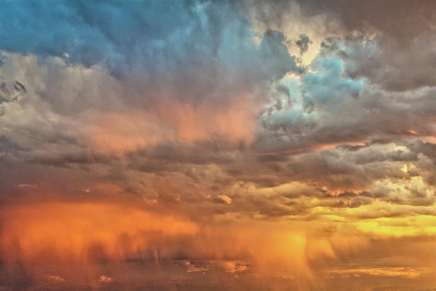 Clouds Of Glory Photograph