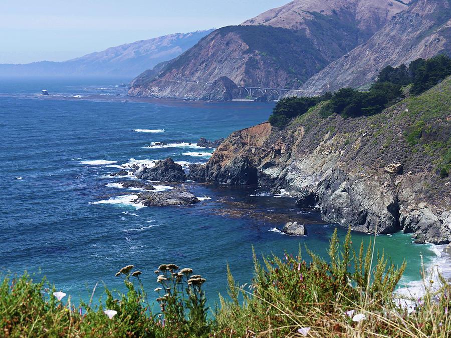 Coastal Beauty Photograph