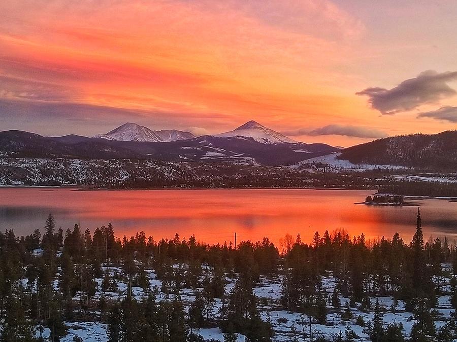 Love Colorado by Fiona Kennard