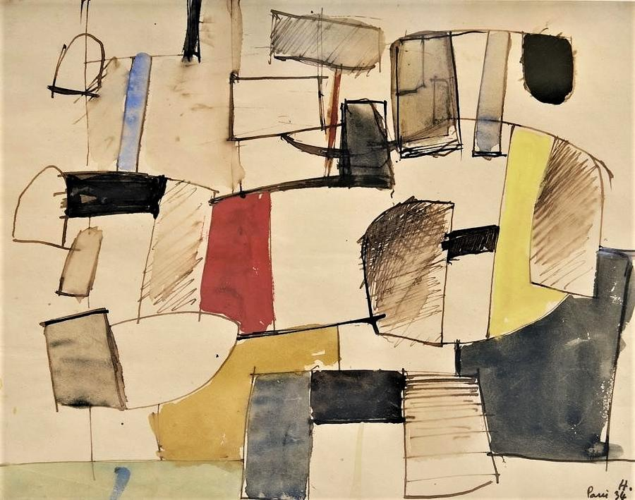 Composition Painting