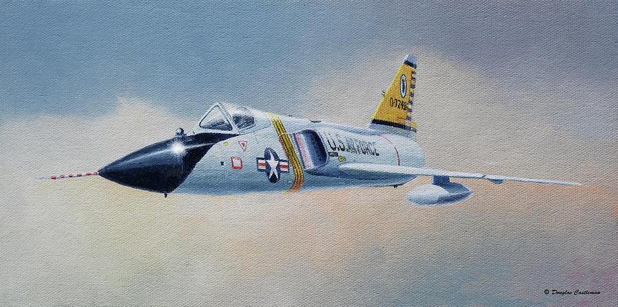 Convair F-106A by Douglas Castleman