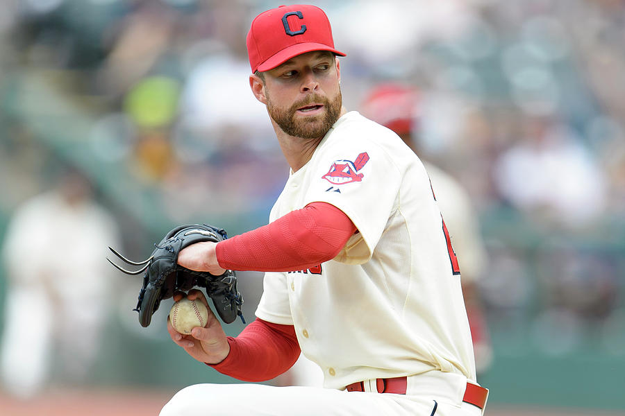 Corey Kluber Photograph by Jason Miller