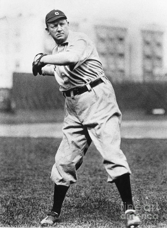 Cy Young Photograph by National Baseball Hall Of Fame Library