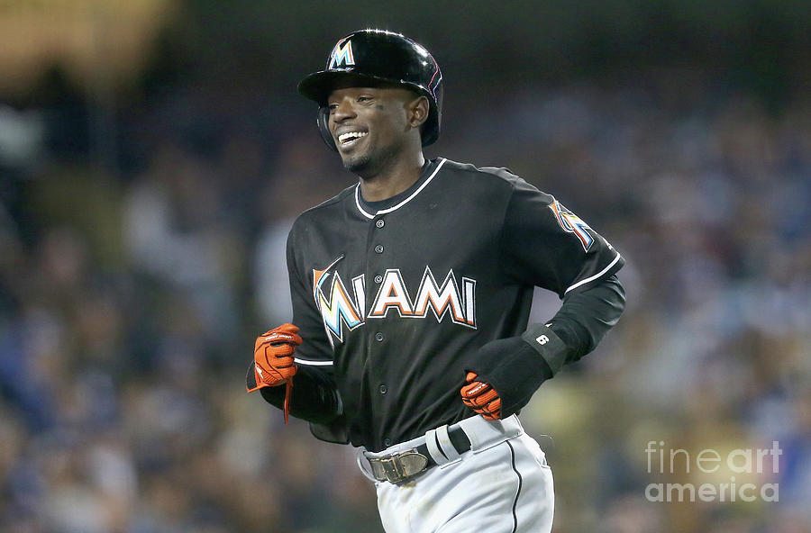Dee Gordon Photograph by Stephen Dunn