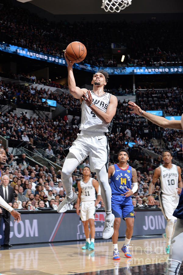Derrick White Photograph by Mark Sobhani