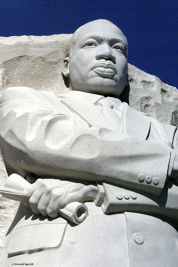 Dr. Martin Luther King Jr. by Everett Spruill