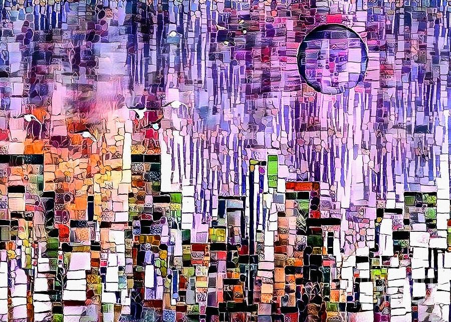 Dream City Digital Art