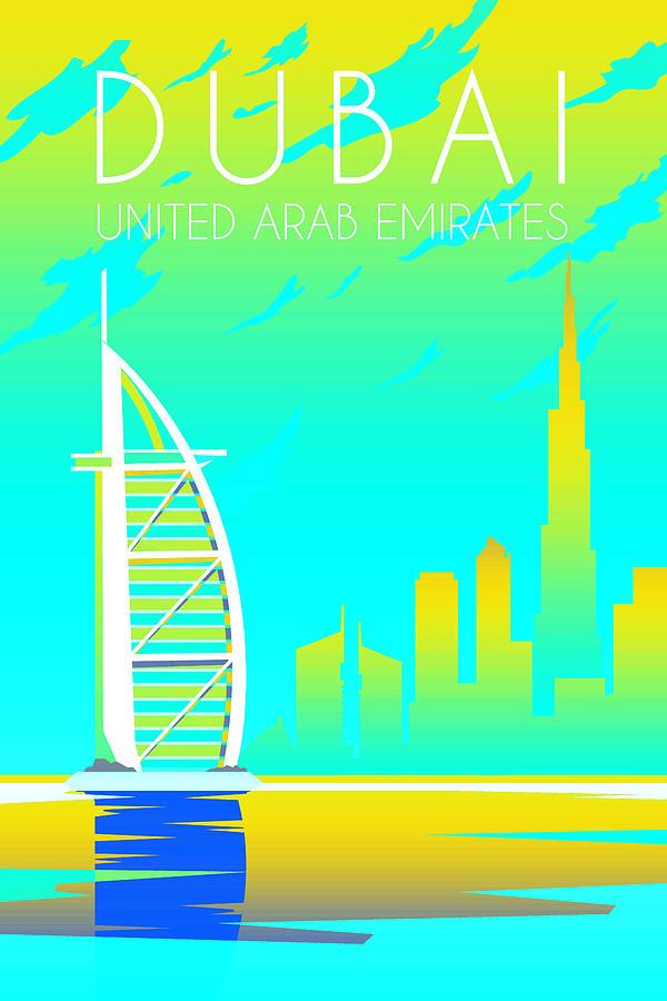 Dubai Digital Art