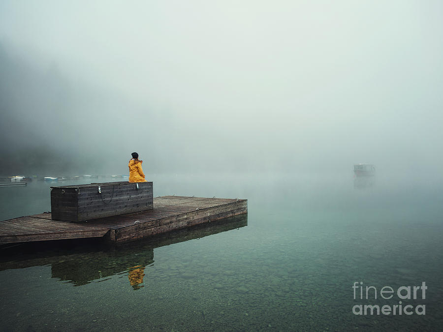 Echoes In The Fog Photograph