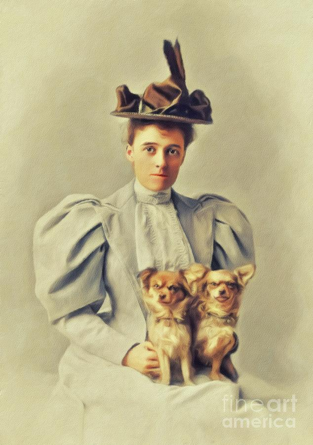 Edith Wharton, Literary Legend by John Springfield