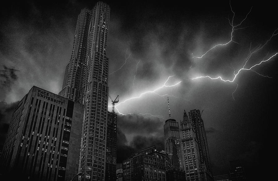 Electric Storm Photograph