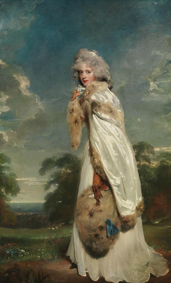 Elizabeth Farren by Thomas Lawrence