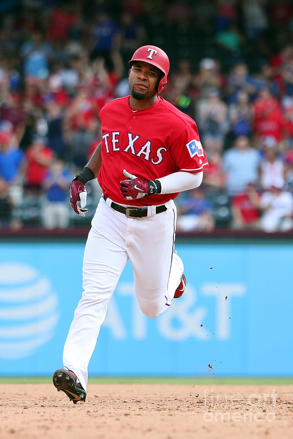 Elvis Andrus Photograph by Richard Rodriguez