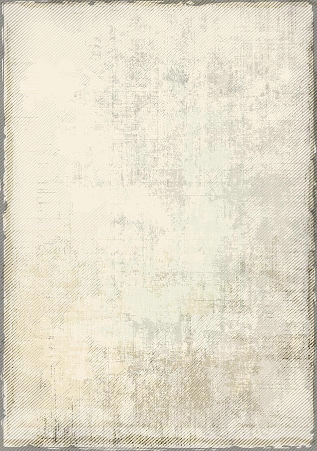 Empty Vintage Background Drawing by AF-studio