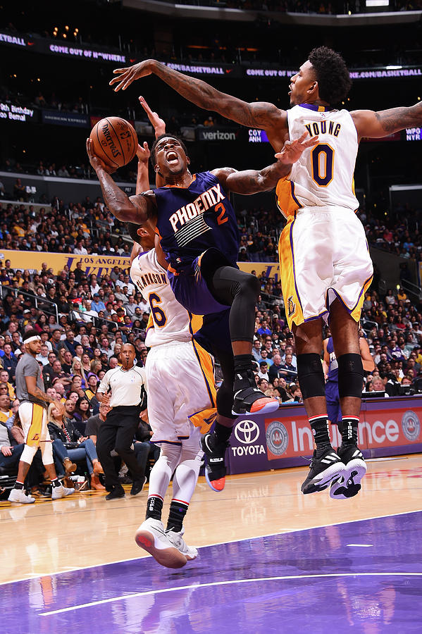 Eric Bledsoe Photograph by Andrew D. Bernstein
