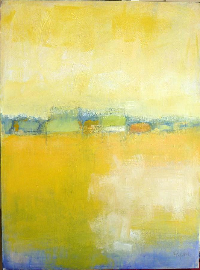 Estuary #100 Painting