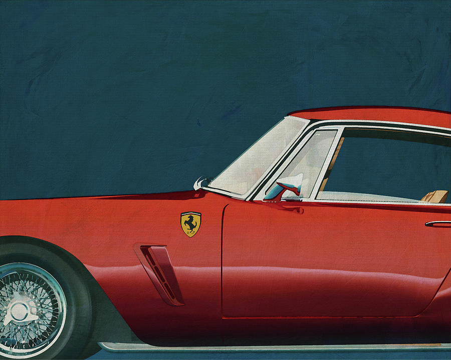 Ferrari 250 GT SWB Berlinetta 1957 by Jan Keteleer