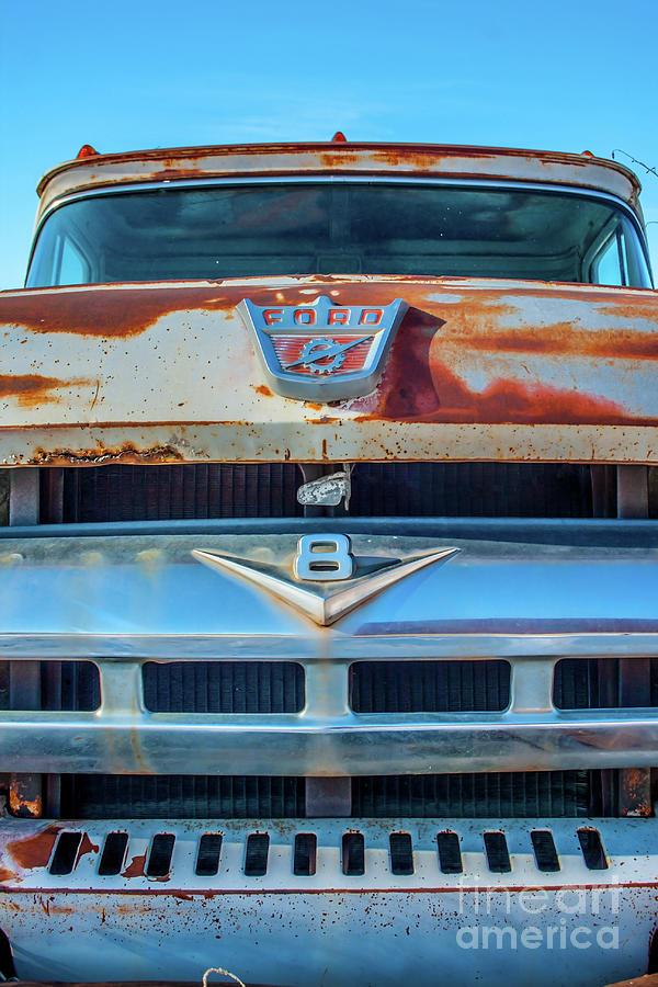 Ford V8 by Tony Baca