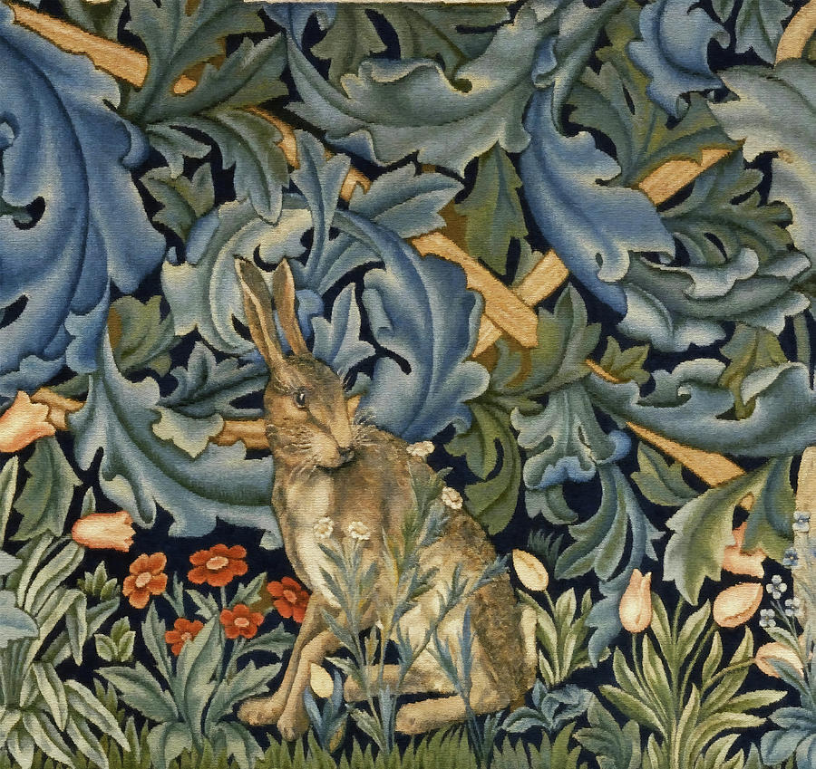 Forest by William Morris