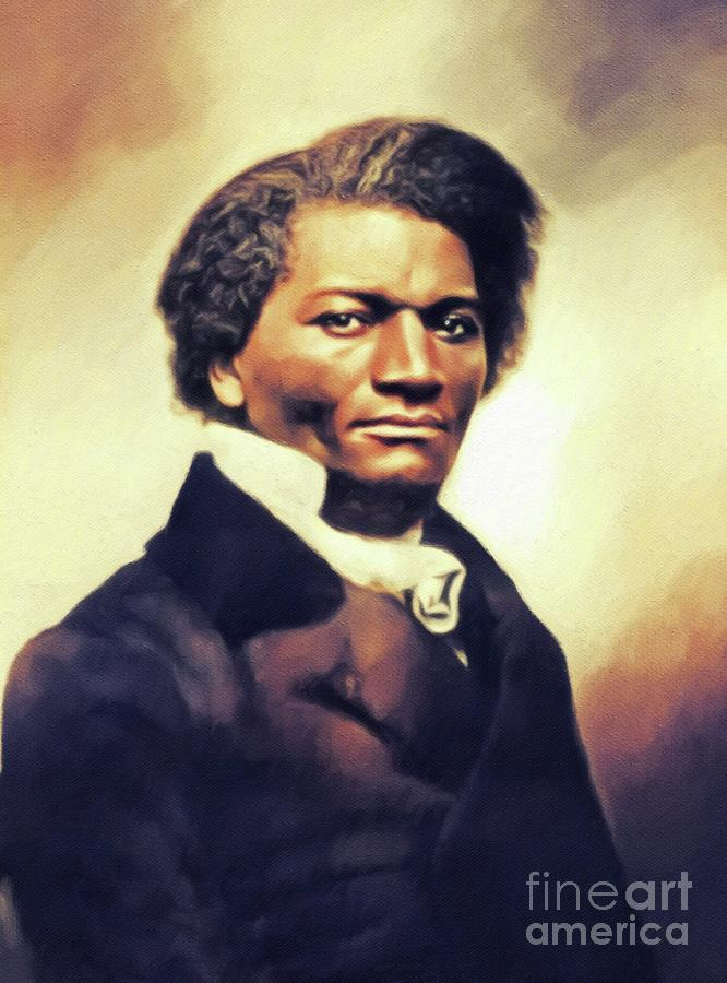 Frederick Douglass, Literary Legend by John Springfield