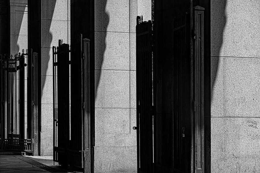 Gates Photograph