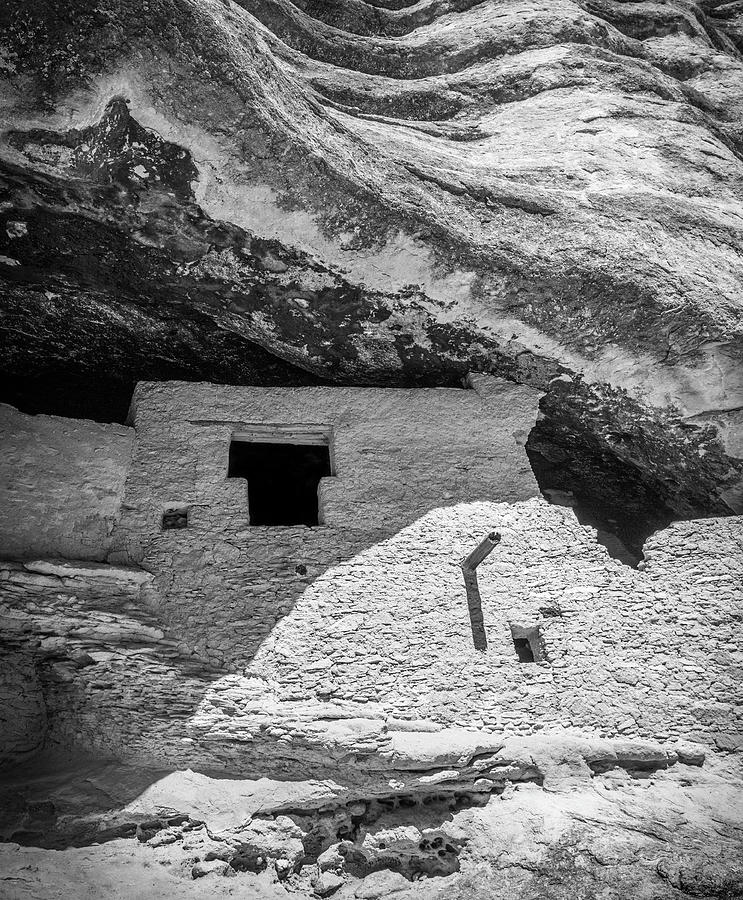 New Mexico Photograph - Gila Cliff Dwellings by Candy Brenton