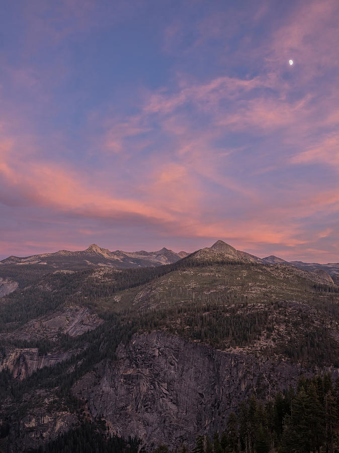 Glacier Point 1 Photograph
