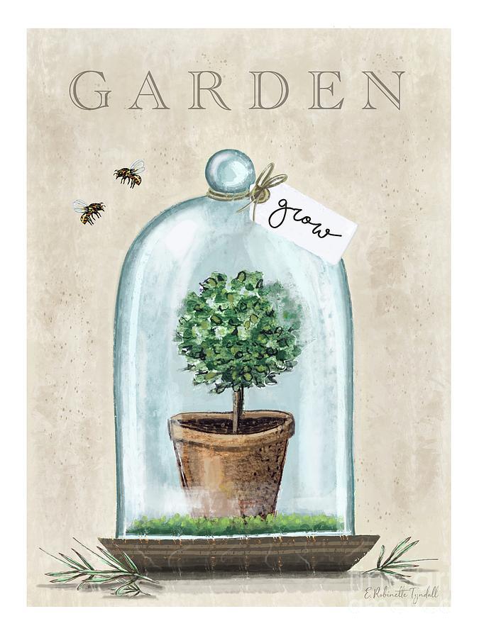 Grow Terrarium Painting