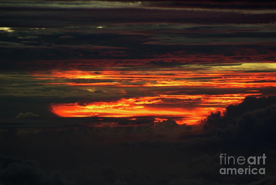 Haleakala Sunrise Photograph