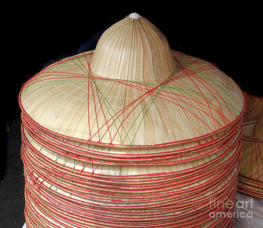 Handmade Bamboo Hats for Sale by Yali Shi