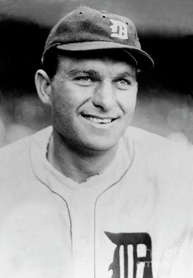 Heinie Manush Photograph by National Baseball Hall Of Fame Library