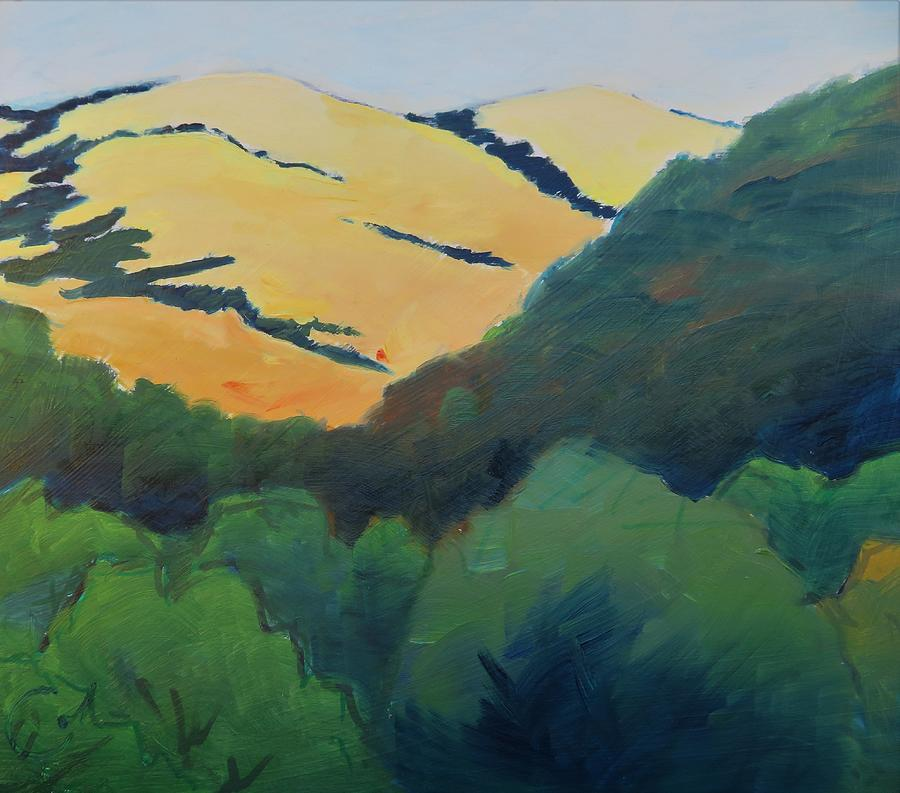 Hill Painting