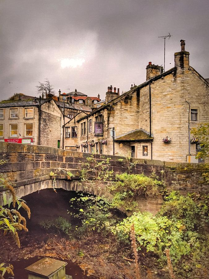 History in the Building Holmfirth by Abbie Shores