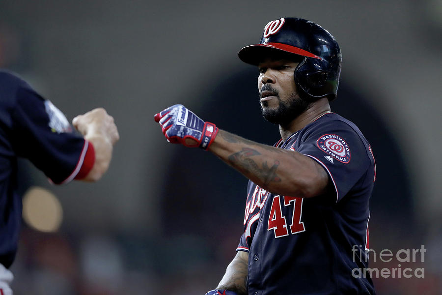 Howie Kendrick Photograph by Elsa
