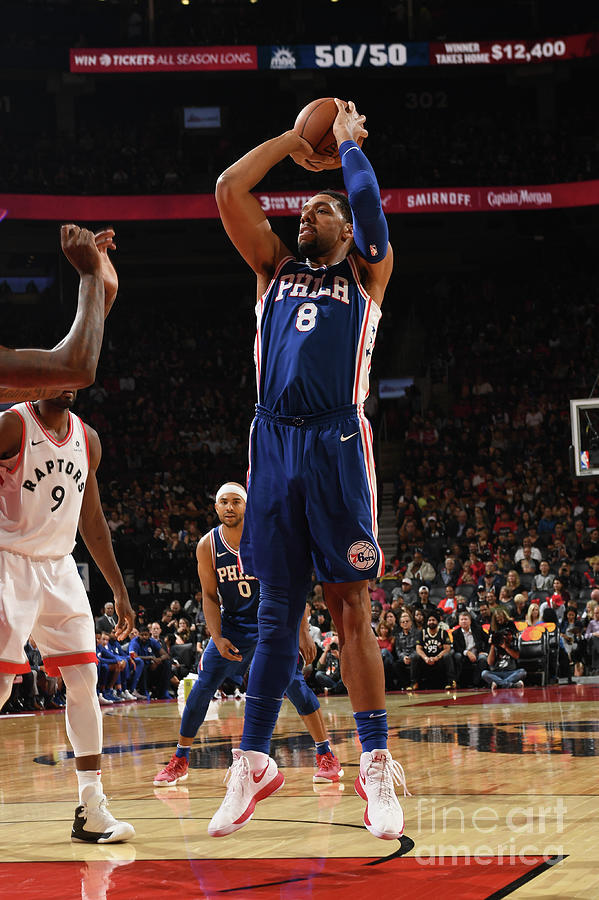 Jahlil Okafor Photograph by Ron Turenne