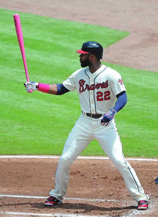 Jason Heyward Photograph by Scott Cunningham