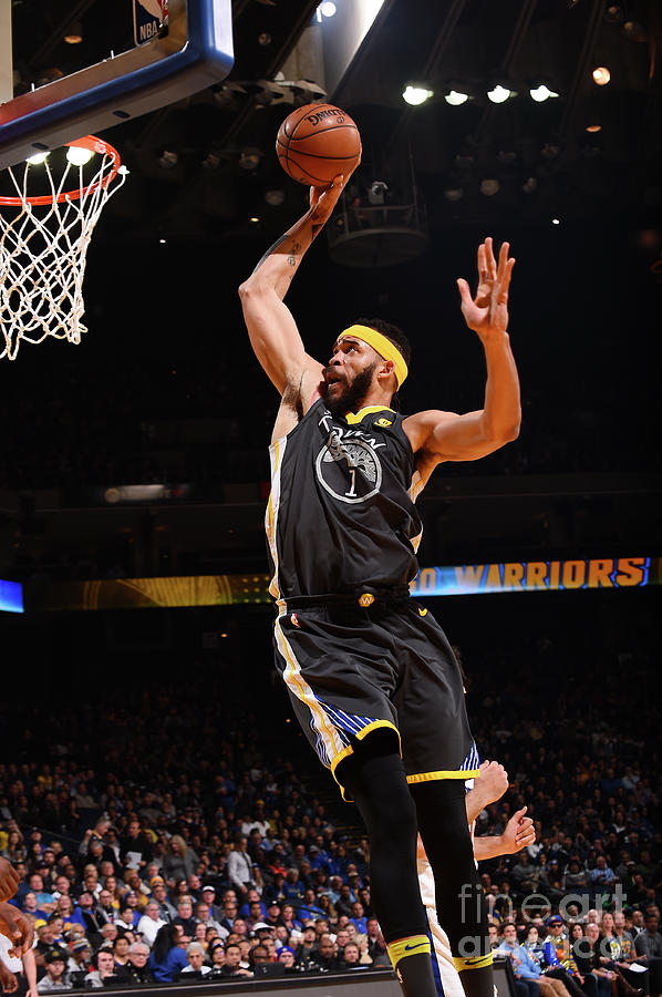 Javale Mcgee Photograph by Noah Graham