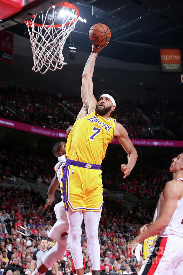 Javale Mcgee Photograph by Sam Forencich