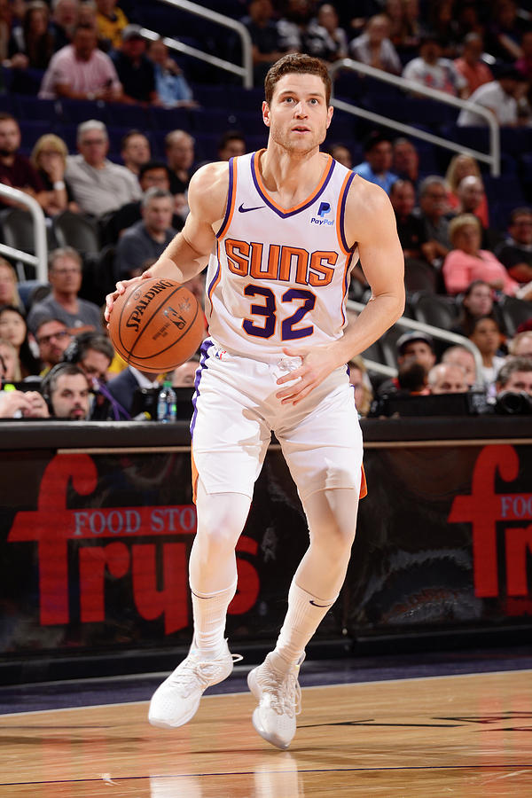 Jimmer Fredette Photograph by Barry Gossage