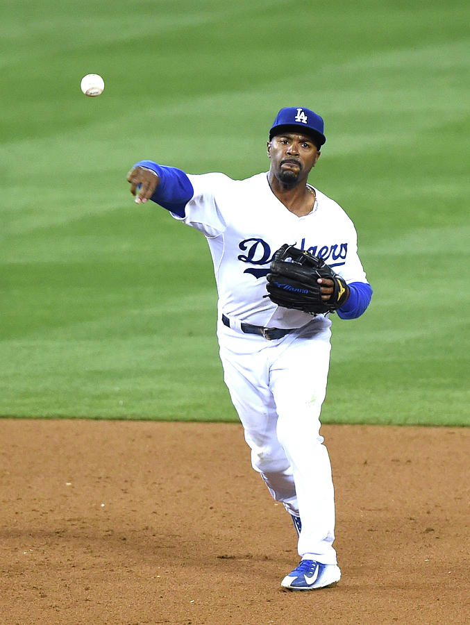 Jimmy Rollins Photograph by Harry How