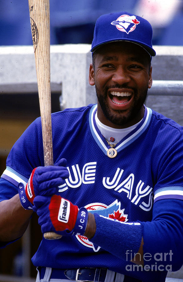 Joe Carter Photograph by Ron Vesely