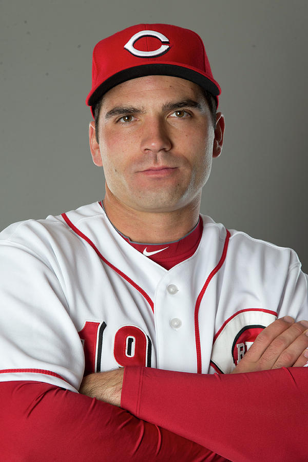 Joey Votto Photograph by Mike Mcginnis